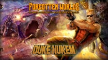 [FORGOTTEN WORLDS] — Duke Nukem