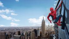 Неофициальное интро студии Марвел для фильма «Человек-Паук: Возвращение домой»