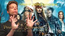 Пираты Карибского Моря: Мертвецы не рассказывают сказки. Обзор от Джона Кроуфорда
