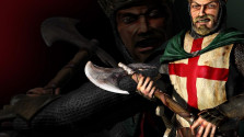Обзор игры Stronghold: Crusader