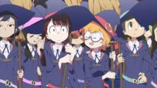 Игра по аниме-сериалу про ведьмочек