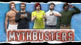 Разрушители легенд [Mythbusters]. GTA 5 Online пародия