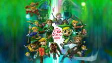 Вспомнить всё: серия игр The Legend of Zelda
