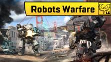 Первый взгляд на Robots Warfare