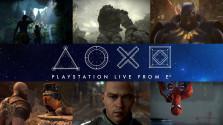 Конференция Sony на E3 2017 [Music Game Video]