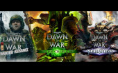 Какими были дополнения к Warhammer 40K: Dawn of War? Обзор Winter Assault, Dark Crusade, Soulstorm