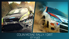 История Colin McRae Rally / DIRT [ОТ И ДО]