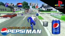 Вспомним PepsiMan