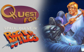 Quest for… — Обзор игры Space Quest 4: Roger Wilco and the Time Rippers