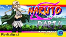 Обзоры игр по Наруто {История серии} | Naruto Games (vol. 1) часть 5 [PS2]