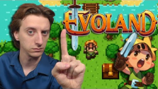 Обзор за Минуту — Evoland | ProJared (RUS VO)