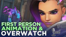Дополнительные кадры: Как анимация Overwatch передаёт персонажей от первого лица
