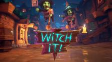 Ранняя встреча с Witch It