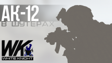 История АК-12 в играх
