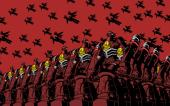 Za Biggu O: Нуарный постапокалипсис в меха-оболочке