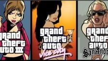 Разница между GTA 3, GTA Vice City и GTA San Andreas