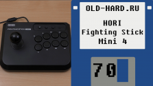 Hori Fighting Stick Mini 4 (Old-Hard №70)