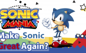 Sonic Mania (Switch/PS4/XBOX ONE) — Обзор