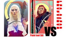 paint tool sai лучше чем photoshop для меня (подкаст)
