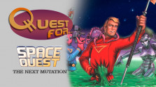 Quest for… — Обзор игры Space Quest 5: The Next Mutation