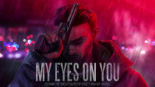 MY EYES ON YOU-Announcement Teaser