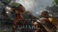 Quake Champions — стрим со зрителями и рандомные матчи (02.09.17 | 18:00 МСК)