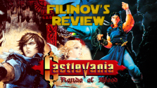 Filinov's Review — CASTLEVANIA: Rondo of Blood