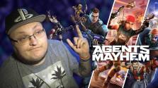 Agents of Mayhem – Saints Row на антидепрессантах
