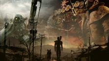 «A Soul of Fallen Worlds»(Дух павших миров) мод объединяющий две части «Fallout»