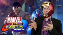 обзор игры marvel vs capcom: infinite — эра альтрона, которую мы заслужили.