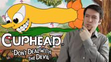обзор игры cuphead — живая классика уолта диснея.