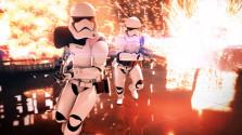 Вкратце об открытом бета-тесте Star Wars: Battlefront 2