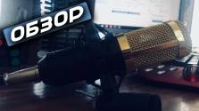 Обзор микрофона BM-800
