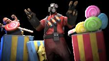 Team Fortress 2: Время прыгать на Hype Train