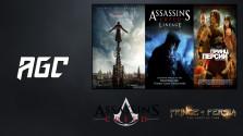 ФИЛЬМЫ ПО ВИДЕОИГРАМ: ЧАСТЬ 1 — Assassin's Creed; Prince of Persia: Sands of Time.