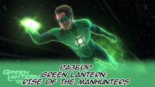 Разбор игры Green Lantern: Rise of the Manhunters