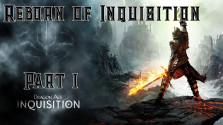 Игрофильм Dragon Age: Inquisition Русская Озвучка (В работе)