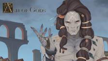Пошаговая ролевая игра Ash of Gods опубликовала страницу в Steam