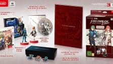 Фото обзор Fire Emblem Echoes: Shadows of Valentia Limited Edition (Европейское издание)