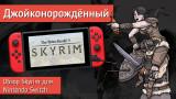 Обзор Skyrim на Nintendo Switch — ДЖОЙКОНОРОЖДЁННЫЙ