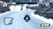 обзор sled storm (вспомним гонки на снегоходах)