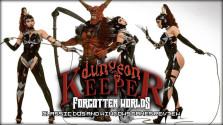 [FORGOTTEN WORLDS] — Dungeon Keeper (Хранитель подземелья и его наследие)