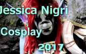 Jessica Nigri — Cosplay 2017 [Cosplay Music Video]
