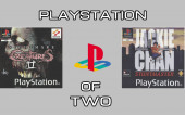 Playstation of Two: Nightmare Creatures 2 и Jackie Chan Stuntmaster