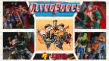 "История серии экшен-фигурок ""UltraForce"" от Galoob (1995-96гг)"