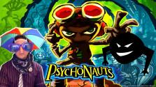 Psychonauts. Обзор от ASH2 (Уровень Высоцкого №9)