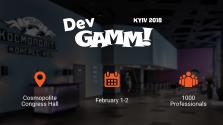 DevGamm Kyiv 2018 и крутые игры.(часть 1 из… многих)