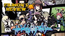 Filinov's Review — Обзор игры The World Ends With You