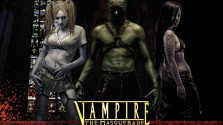 Обзор Vampire: The Masquerade — Bloodlines