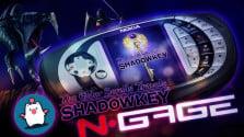 обзор shadowkey: эксклюзив для nokia n-gage